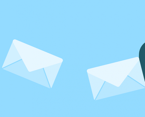 Using email marketing to collect email addresses